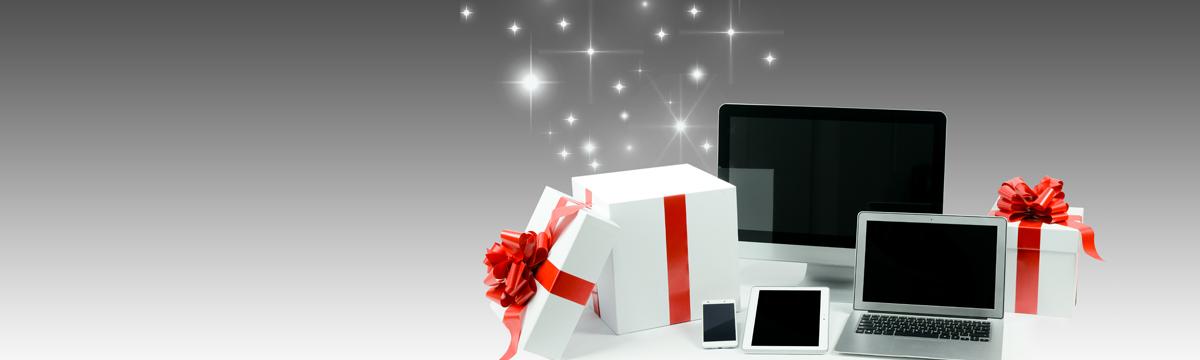 Cadeau high-tech pour un geek