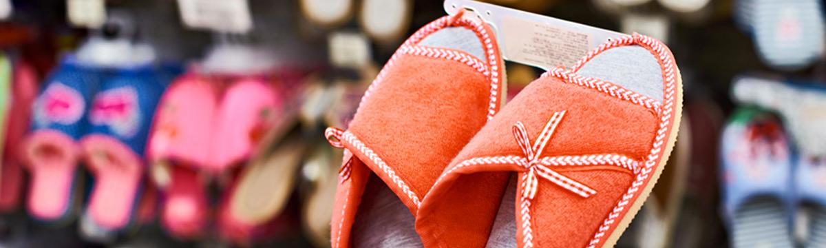 chaussons pour femme