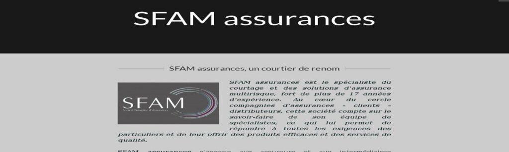 assurance SFAM