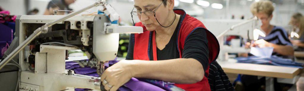 Suivre une formation dans le secteur du textile