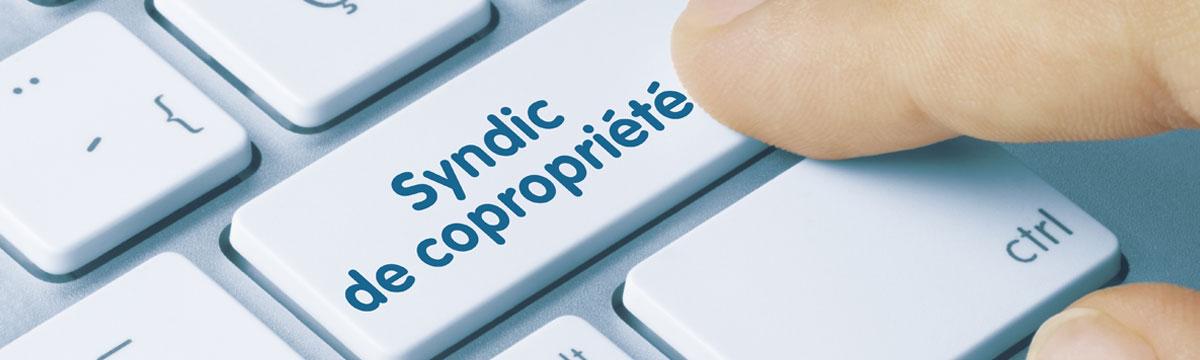 syndic copropriété